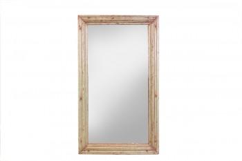 indiase spiegel met handgemaakte lijst