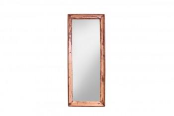 indiase houten spiegel