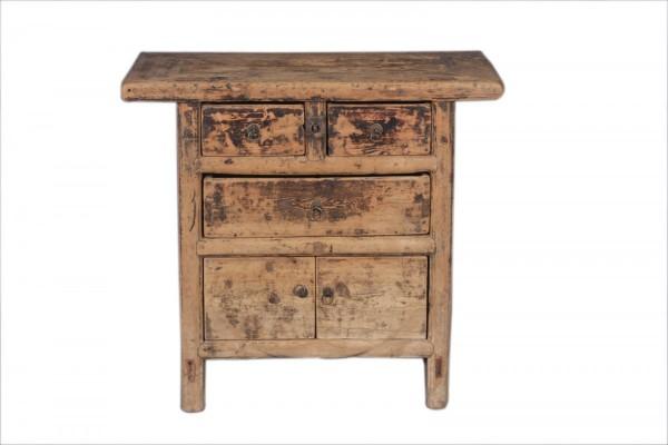 chinees tafeltje met lades en deurtjes