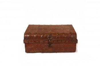 ijzeren koffer