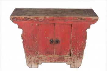 rood kastje uit China