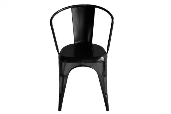 GUSJ Dublin stoel zwart