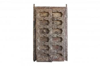 2 houten deuren
