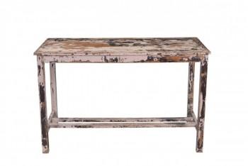 oude houten tafel