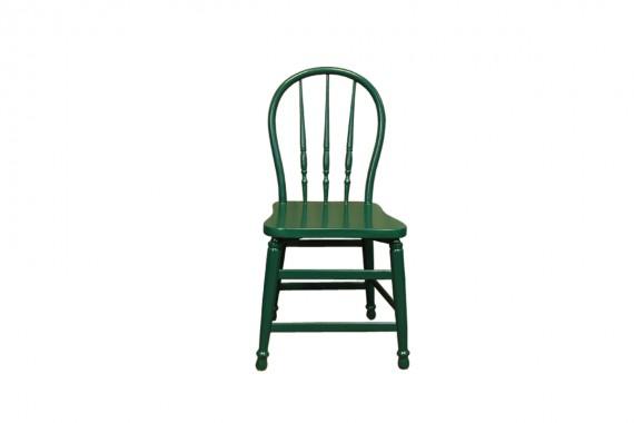 houten stoel jade