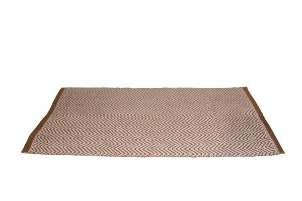 tapijt van wol en jute