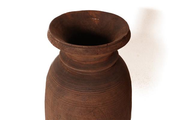 houten waterpot