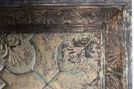 Oud plafond paneel Geel India-GUSJ-C-19.2 (Small)