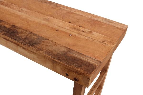 Markt tafel oud hout inklapbaar gusj
