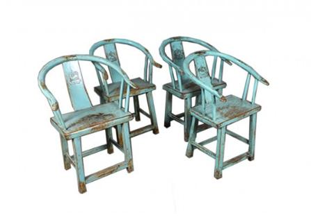 Een antieke stoel koop je bij Gusj